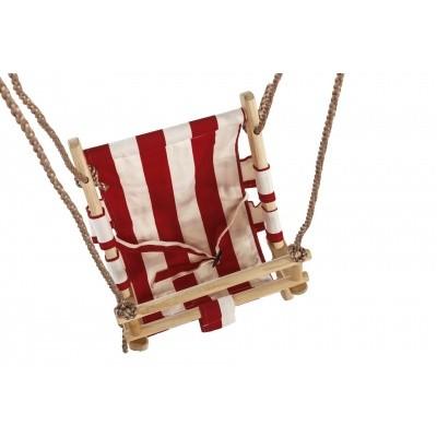 Hoofdafbeelding van Akubi Babyschommel hout (82590)