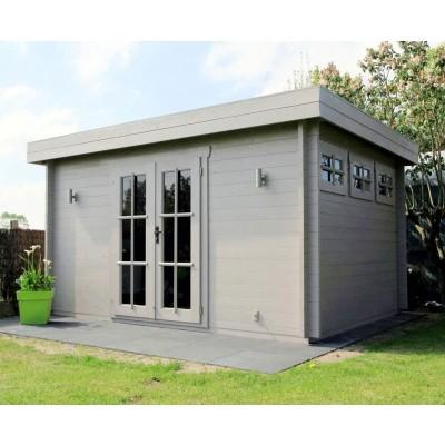 Hauptbild von Azalp Blockhaus Ingmar 450x300 cm, 45 mm