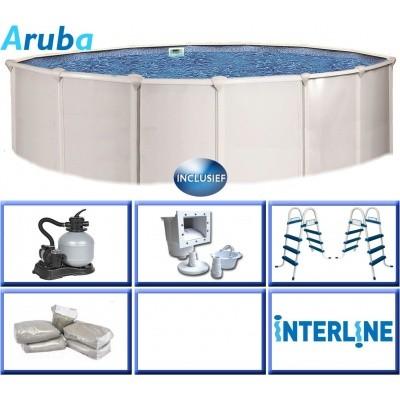 Foto von Interline Aruba 360 x 122 cm inclusive-Paket