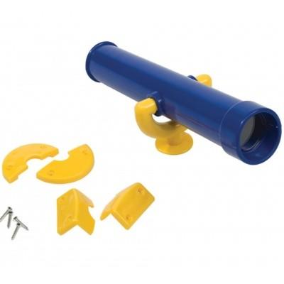 Foto von AXI Teleskop blau / gelb