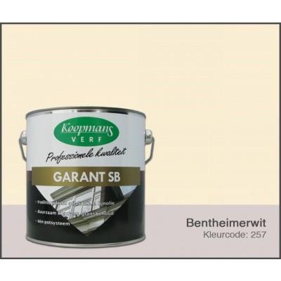 Hoofdafbeelding van Koopmans Garant SB, Bentheimerwit 257, 2,5L