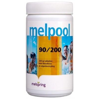 Foto von Melpool 90/200 tablets - 1 kg