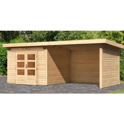 Hoofdafbeelding van Woodfeeling Kandern 6 met veranda 300 cm (83000)