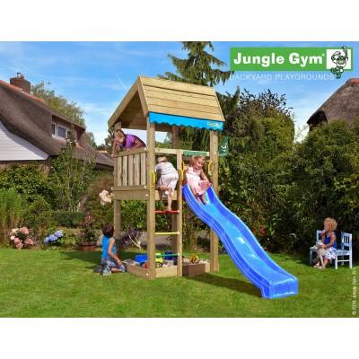 Foto van Jungle Gym Home met Glijbaan