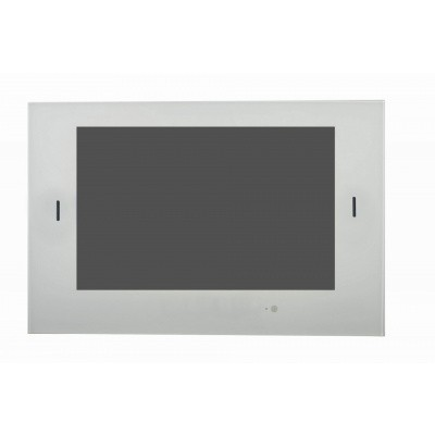 Foto van SplashVision Waterdichte LED TV 15 zilvergrijs