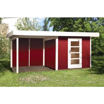 Hoofdafbeelding van Weka Designhuis 172 B Gr.1, 530x240 cm Zweeds rood