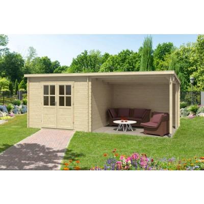 Hoofdafbeelding van Outdoor Life Products Nicole 590x293 cm (V-E-5)
