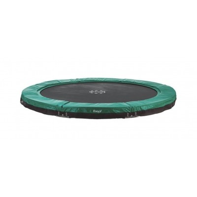Foto van Etan Inground Etan Premium Gold 08 trampoline 244 cm groen