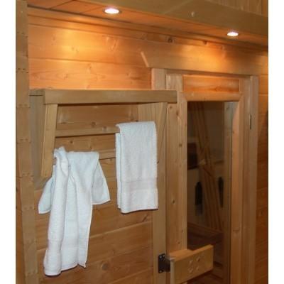 Hoofdafbeelding van Azalp Sauna Handdoekhouder