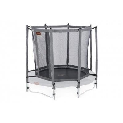 Hoofdafbeelding van Veiligheidsnet grijs tbv 200cm trampoline (AVGR-06-SN)