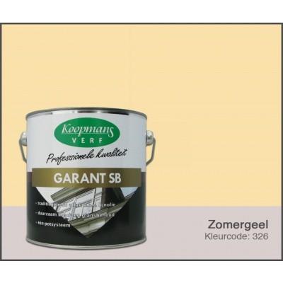 Foto von Koopmans Garant SB, Sommergelb 326, 2,5L