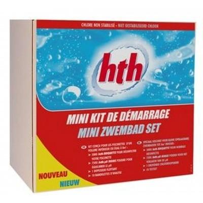 Foto van HTH Mini zwembad starters kit