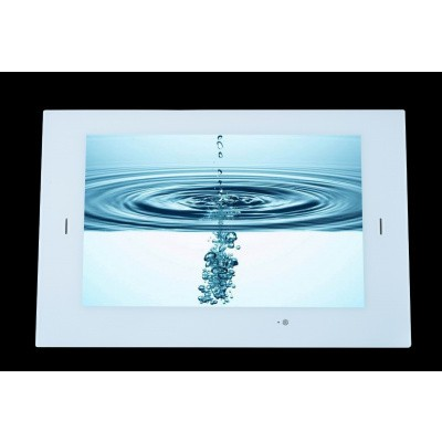 Foto van SplashVision Waterdichte LED TV 26 wit