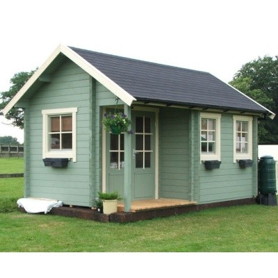 Hoofdafbeelding van Azalp Blokhut Cottage Style Kinross, 45 mm