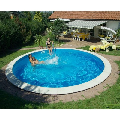 Foto van Trendpool Ibiza 450 x 120 cm, liner 0,6 mm