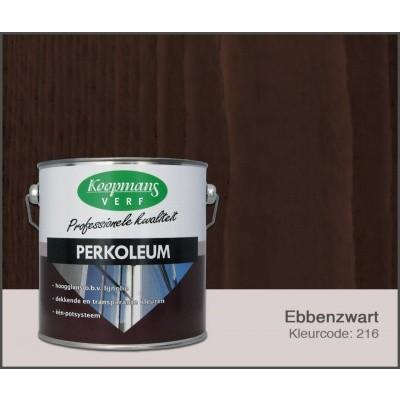 Hauptbild von Koopmans Perkoleum, Ebenholz 216, 2,5L Hochglanz