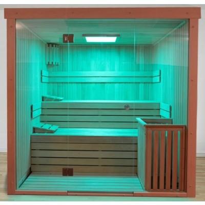 Hoofdafbeelding van Azalp Lichttherapie LED 53x53 cm + Afstandbediening