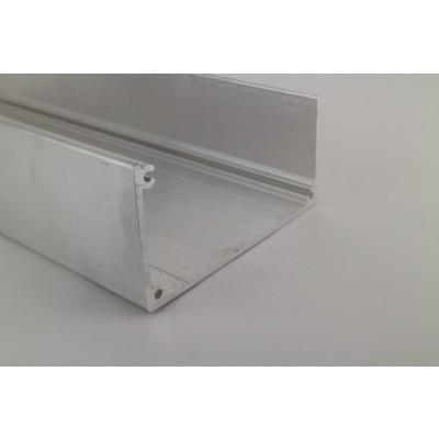 Hoofdafbeelding van Pext Aluminium Bakgootset 5060 mm, compleet