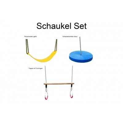 Hoofdafbeelding van Akubi Schommel set (87241)