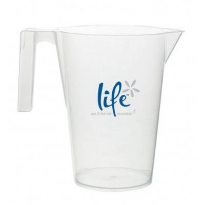 Foto van Life Spa Measuring Jug (maatbeker met handvat)