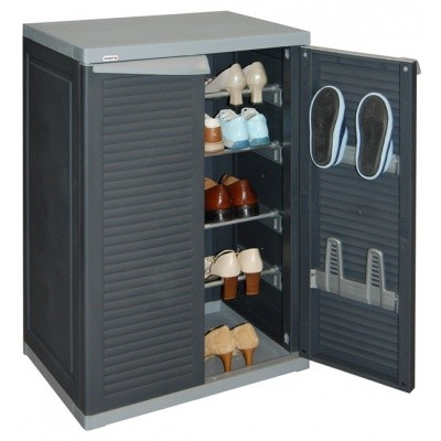 Foto van Allibert Harmony Shoe Cabinet Low