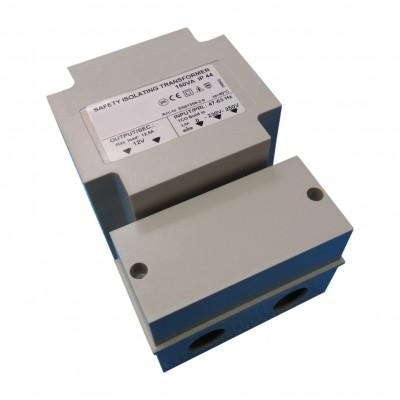 Foto van Azalp veiligheidstransformator maximaal 150 watt - IP44