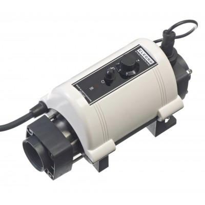 Foto van Elecro Engineering Nano PRO 3 kW mono Swimming Pool Heater (titanium)