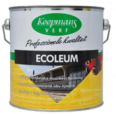 Hoofdafbeelding van Koopmans Ecoleum, Teervervanger, 2,5L