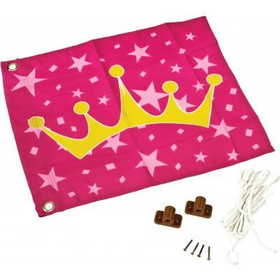 Hoofdafbeelding van Akubi Prinses vlag (82592)