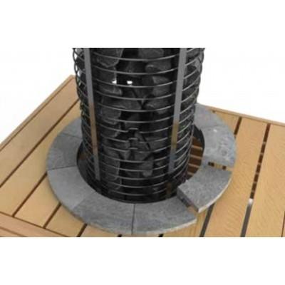 Hoofdafbeelding van Sawo Tower Heater Kachelrand (TH-GUARD-S04)