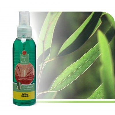 Foto van Warm and Tender Infraroodspray Eucalyptus 150 ml