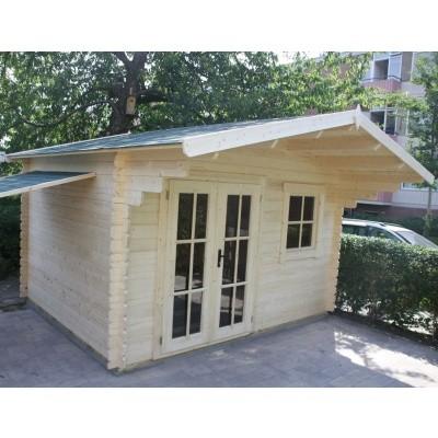 Hauptbild von Azalp Blockhaus Fraser River 296 - L 106