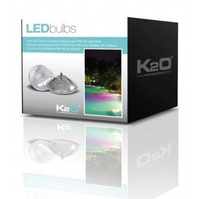 Hoofdafbeelding van Kokido K2O LED vervangingslamp kleur 35W RGB - PAR 56