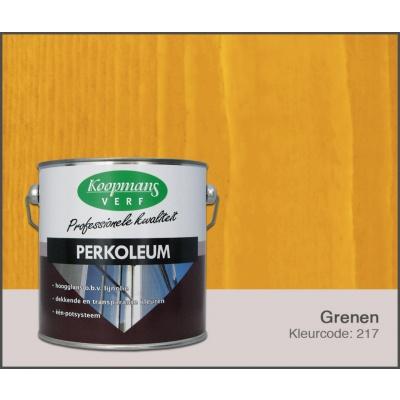 Hoofdafbeelding van Koopmans Perkoleum, Grenen 217, 2,5L Zijdeglans