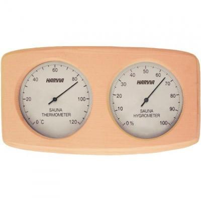 Foto van Harvia Thermo-hygrometer voor sauna (SAS92300)
