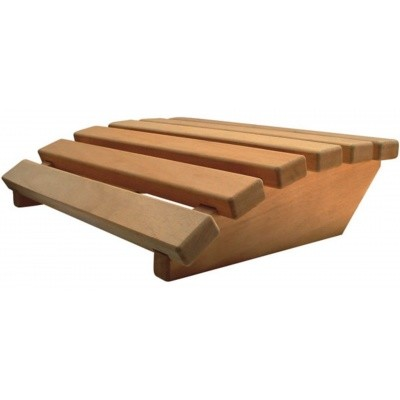 Foto von Azalp Kopfstütze für Sauna Erle (A-H0003)