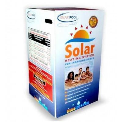 Foto van Smartpool SunHeater Solar voor ingegraven zwembaden