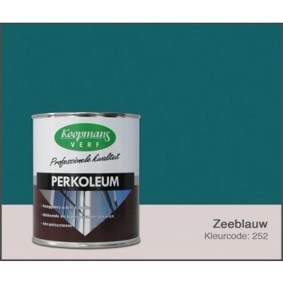 Hoofdafbeelding van Koopmans Perkoleum, Zeeblauw 252, 0,75L Hoogglans