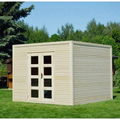 Hauptbild von SmartShed Gartenhaus Ligne 250x400 cm