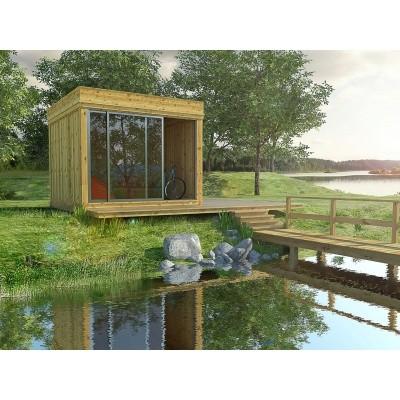 Hoofdafbeelding van Viking Garden Cube 3