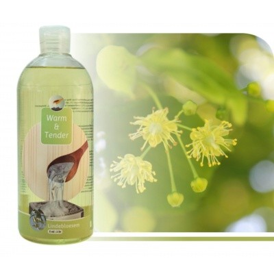 Foto van Warm and Tender Concentraat Lindebloesem 100 ml