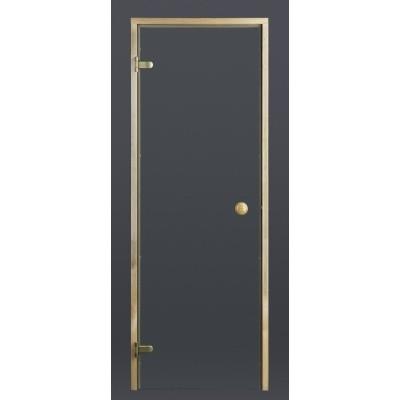 Hoofdafbeelding van Ilogreen Saunadeur Trend (Elzen) 209x89 cm, helderglas