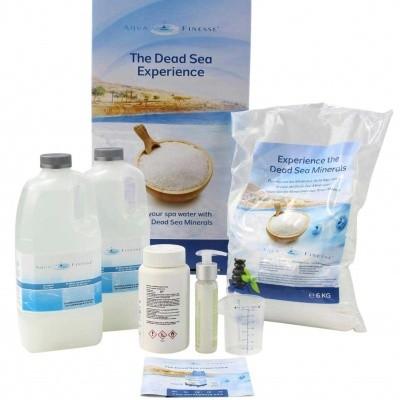 Foto van AquaFinesse Dead Sea Salt Experience