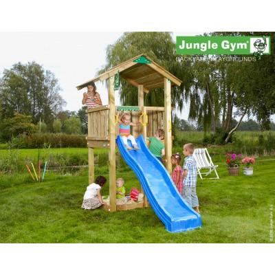 Foto van Jungle Gym Casa met Glijbaan