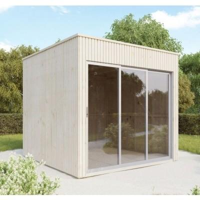 Hoofdafbeelding van SmartShed Tuinhuis Cube Novia 3522