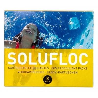 Foto von Melpool SoluFloc Flockmittel für kristall-klares Wasser - 8 Stück