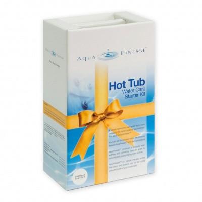Foto van AquaFinesse Hot Tub Water Care Starter Kit (proefpakket)