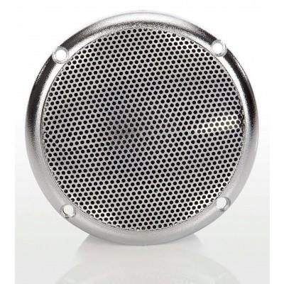 Foto van Hot Orange Sauna speaker tot 120 °C Zilver