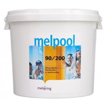 Abbildung von Melpool 90/200 tablets 5 kg