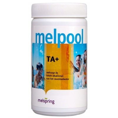 Foto van Melpool TA plus alkaliteit poeder - 1 kg